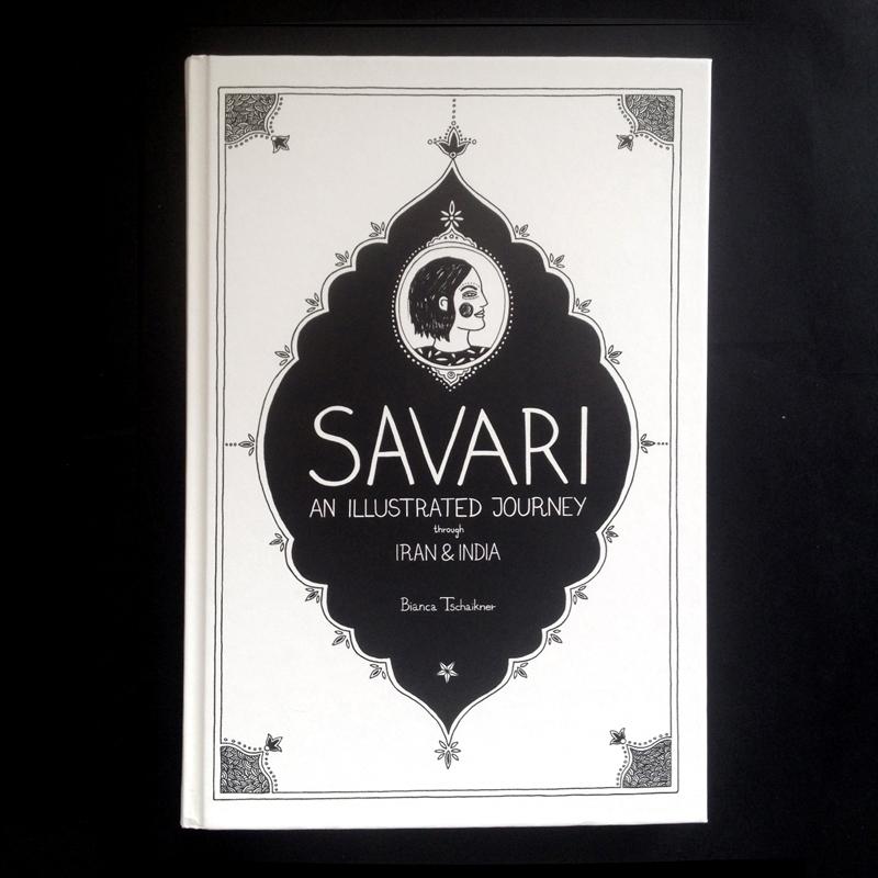 savari_illustratedjourneyiranindia_biancatschaikner
