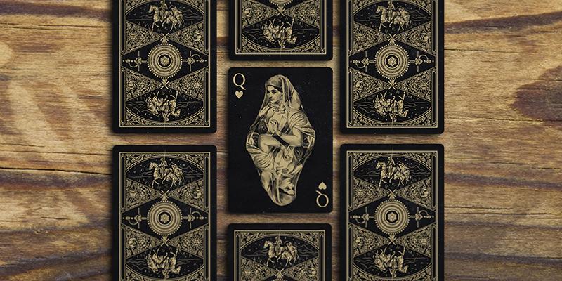 7 Don Quixote - Card Backs and QoH