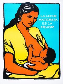Jane Norling: La Leche Materna Es La Mejor
