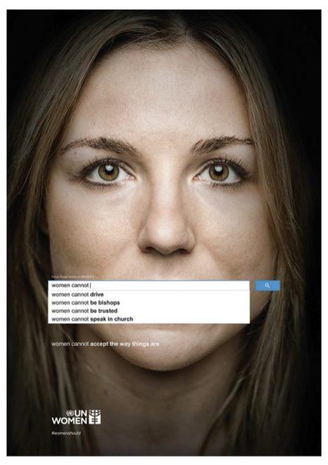 Memac / Ogilvy Dubai: UN Women - Women Cannot