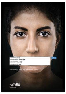Memac / Ogilvy Dubai: UN Women - Women Should Not