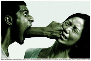 Richard Copping / Saatchi & Saatchi: Verbal Abuse