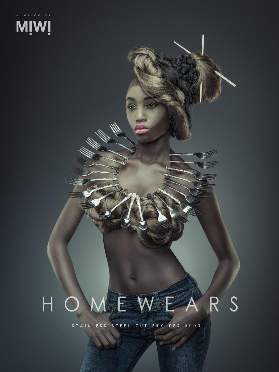 Osborne Macharia, Homewears
