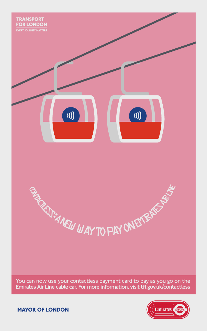 Rob Bailey, M&C Saatchi : Transport for London