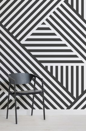 Divert-Striped-Geometric-Wall-Mural-Lifestyle