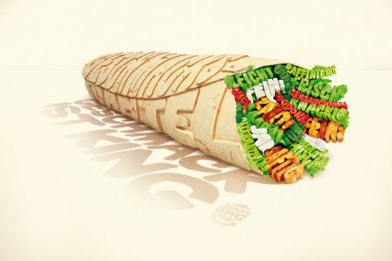 Burger King: Wrap