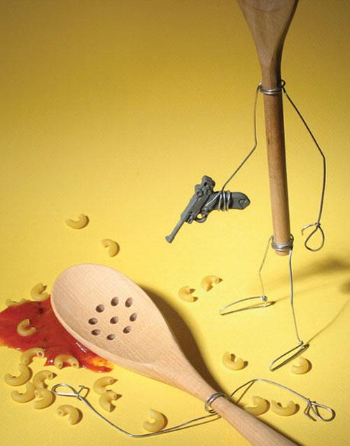 Macaroni Murder