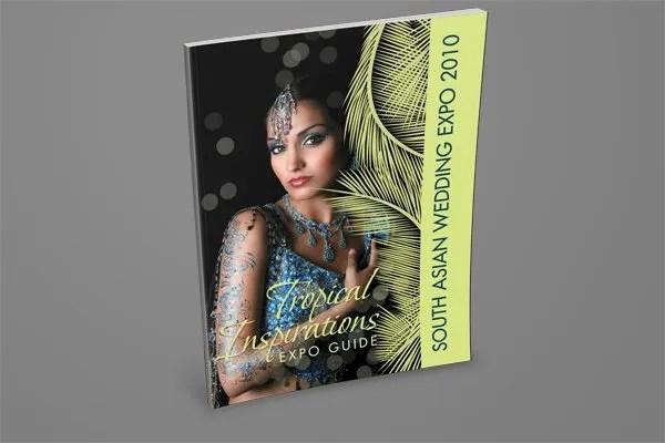 Booklet Design - Wedding Expo