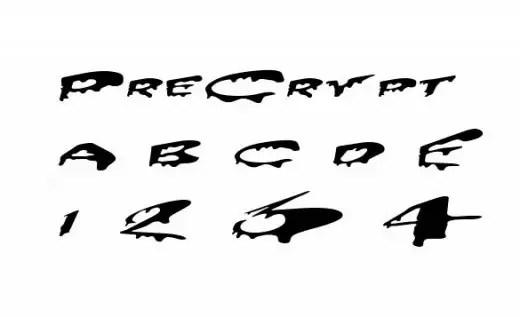 50+ Best Free Zombie Fonts