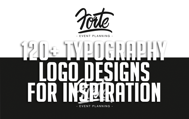 120+ Typography Logo Designs for Inspiration