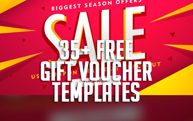 35+ Free Gift Voucher Templates