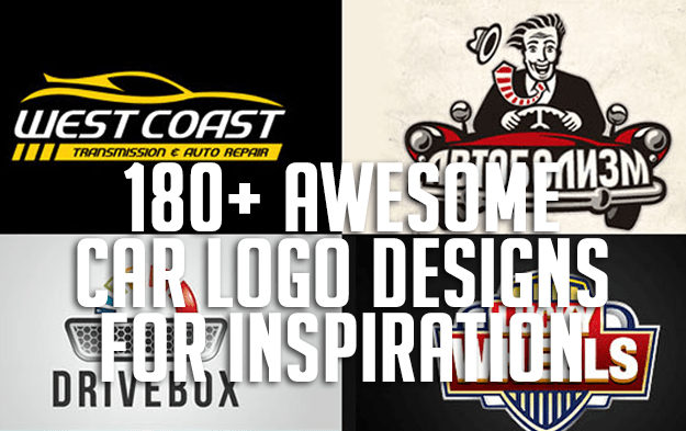 180+ Awesome Car Logo Designs for Inspiration