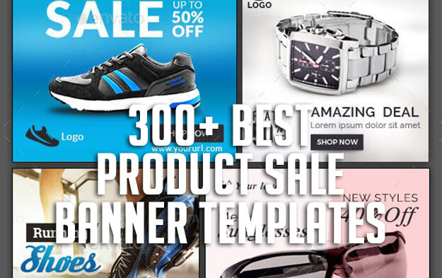 300+ Best Product Sale Banner Templates