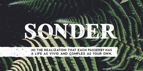 Graphic Ghost - Sonder Type Family