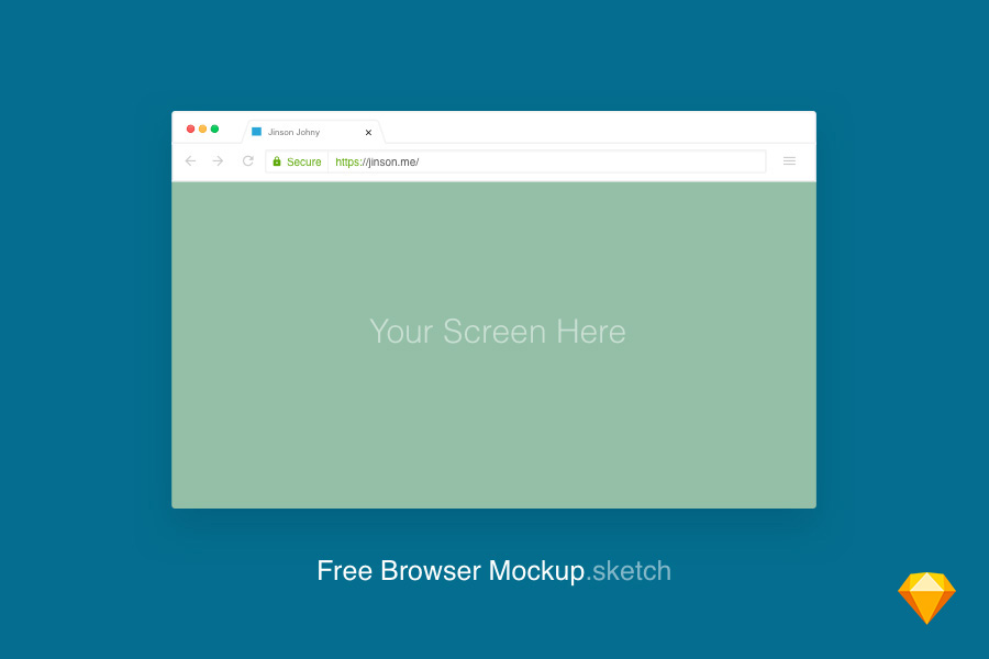 Graphic Ghost - Free Google Chrome Browser for Sketch