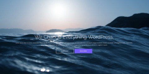 Graphic Ghost - Shapely - Free WordPress Theme