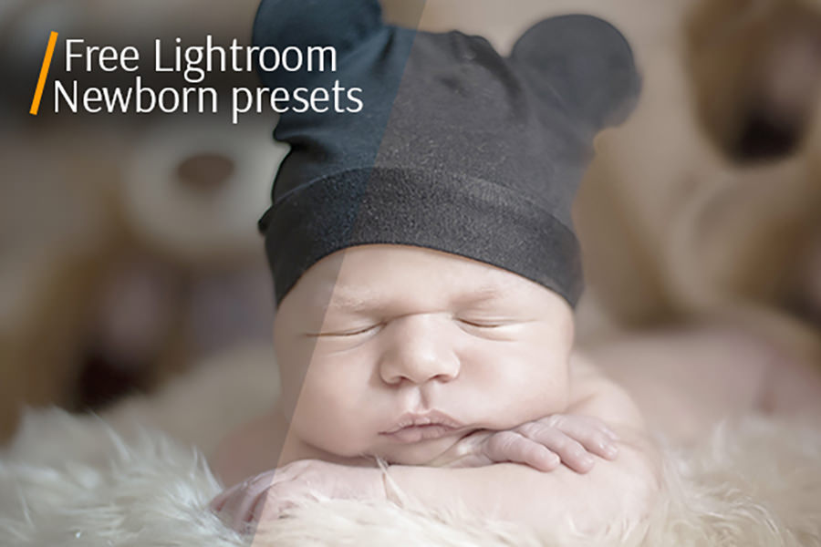 Free Newborn Lightroom Presets - Graphic Ghost