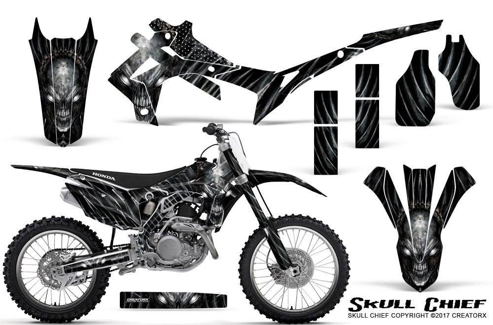 HONDA CRF 450 CRF450 2013-2015 GRAPHICS KIT CREATORX