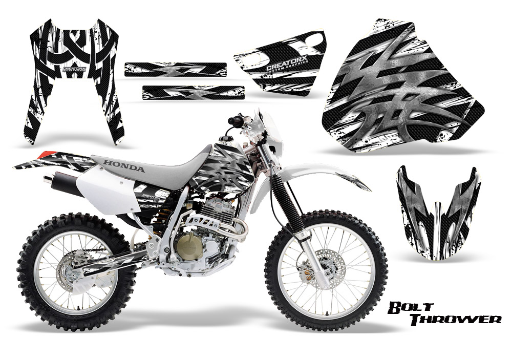 HONDA XR 400 XR400 96-04 GRAPHICS KIT CREATORX DECALS