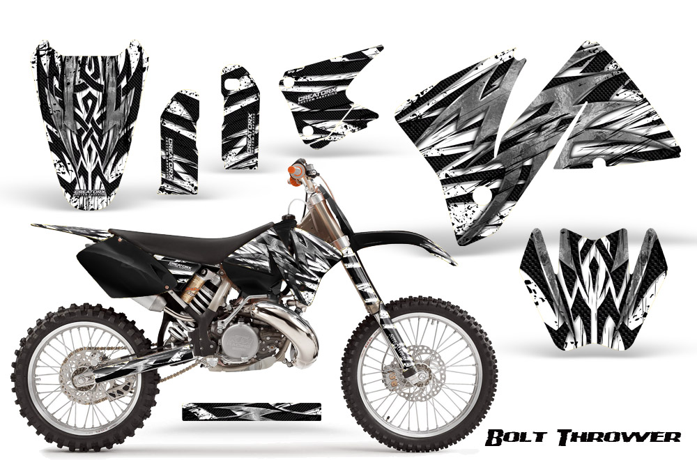 KTM 2001-2002 EXC 200/250/300/350/400/520 and MXC 200/300