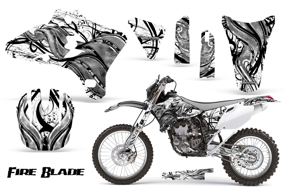 YAMAHA YZ250F YZ450F 03-05, WR250 WR450 05-06 GRAPHICS KIT