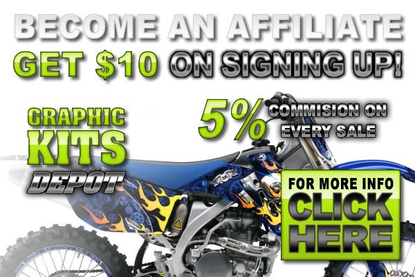 Motocross   Graphic Kits