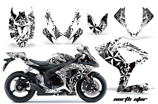 Suzuki GSXR Graphics, Decals and Stickers