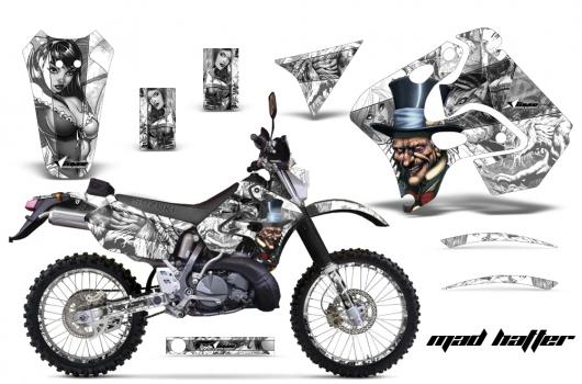 Suzuki Dirt Bike Graphic Kits for RMZ 450, RMZ 250, RM 125
