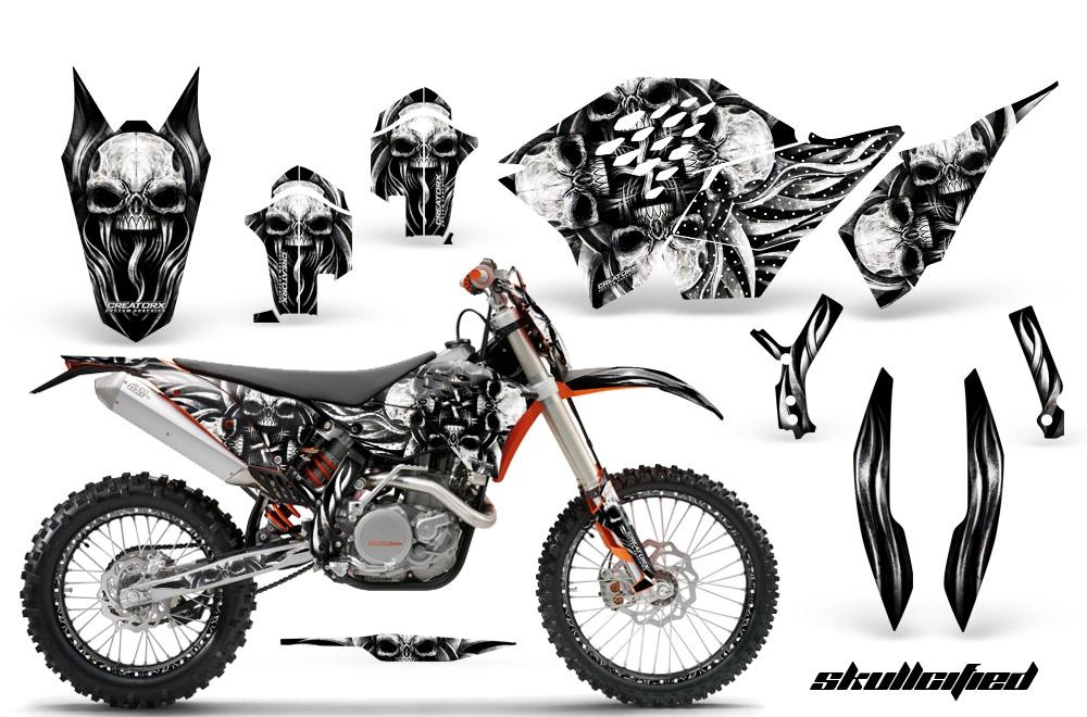 CREATORX CUSTOM Dirt Bike Graphics Kits for HONDA