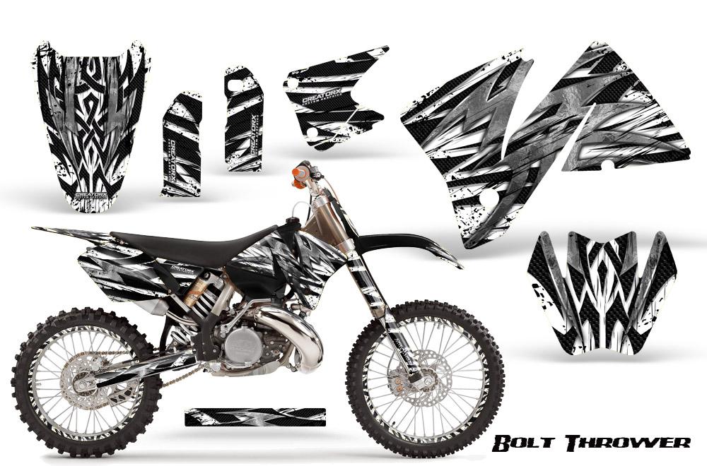 KTM C3 2001-2002 MXC, EXC 200-520 Graphics