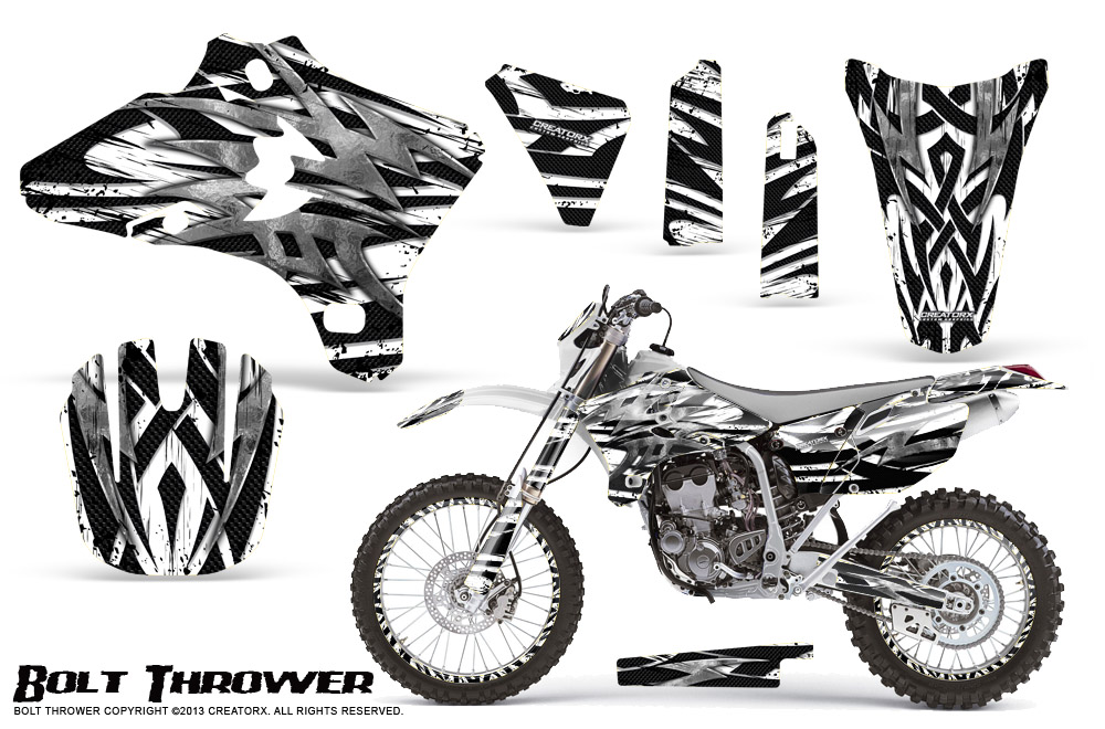 Yamaha YZ250F/YZ450F 4 Stroke 2003-2005 Graphics Kit