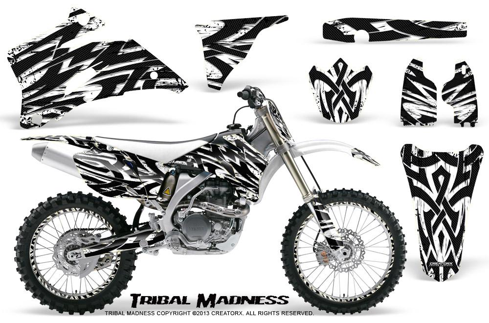 Yamaha YZ250F/YZ450F 2006-2009 4 Stroke Graphics Kit