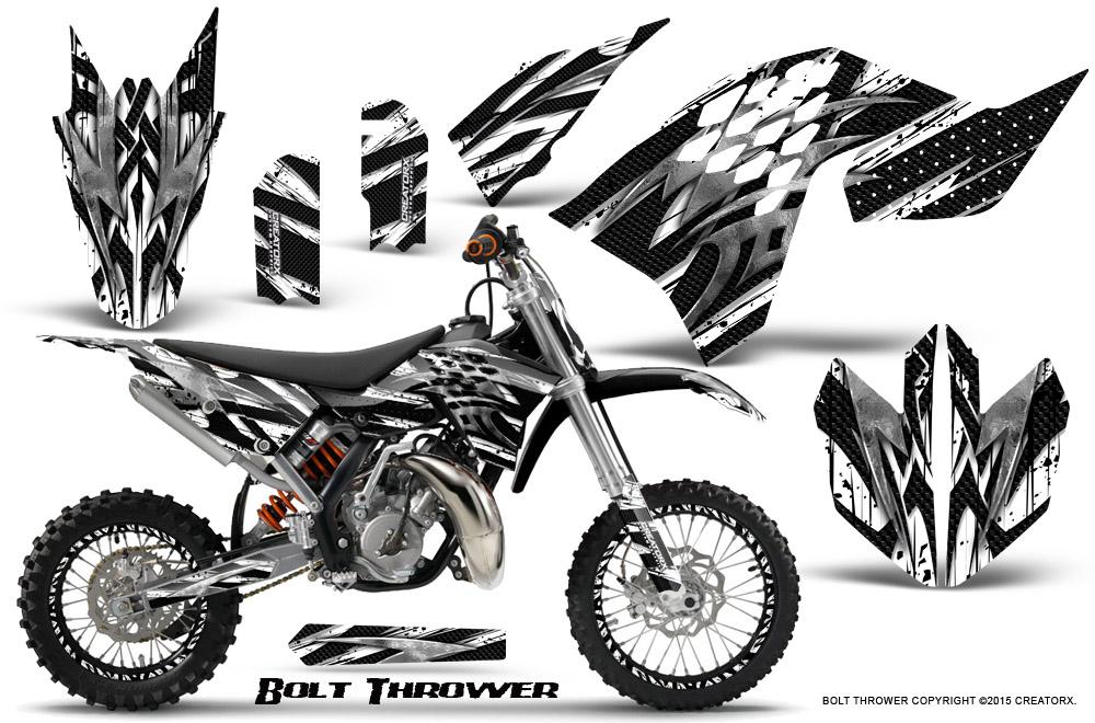 KTM SX 65 2009-2015 Graphics Kit