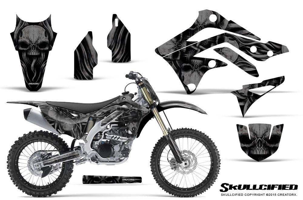 Kawasaki KX450F 2012-2015 Graphics Kit