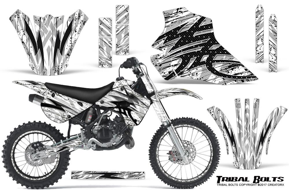 Kawasaki KX80 KX100 1995-1997 Graphics Kit
