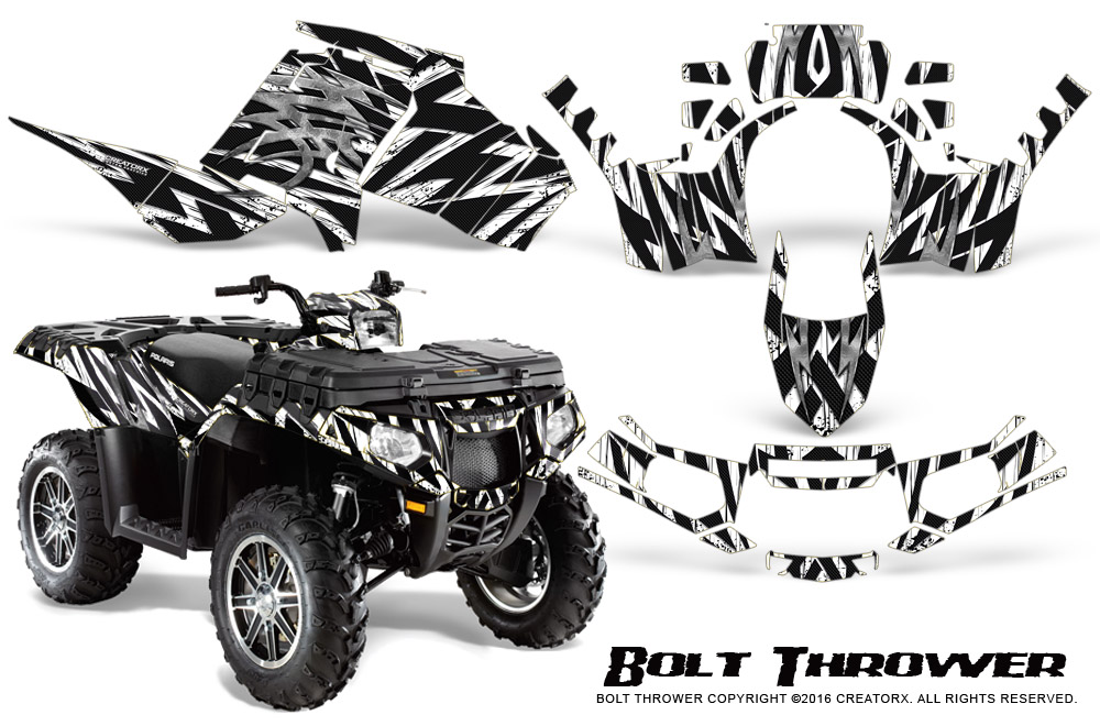 Polaris Sportsman 850 2011-2013 Graphics Kit