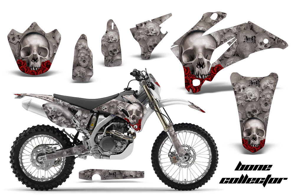 Yamaha WR450F 2007-2011 Graphics Kit
