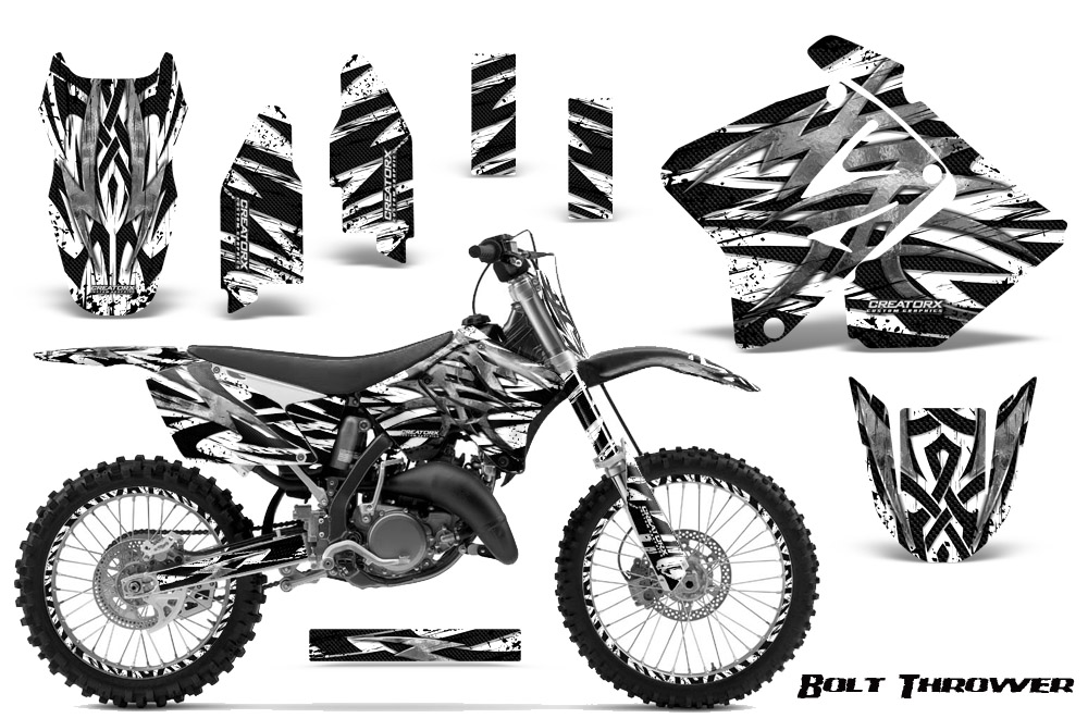 Suzuki Dirt Bike Graphic Kits for RMZ 450, RMZ 250, RM 125