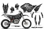 KTM C5 Graphics SX/SX-F 125-525 07-10, EXC 125-525 08-11