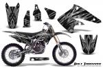 Kawasaki KX250F 2004-2005 Graphics Kit