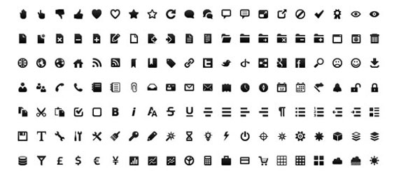 28 Free Icon Sets Designers Will Most Likely Use