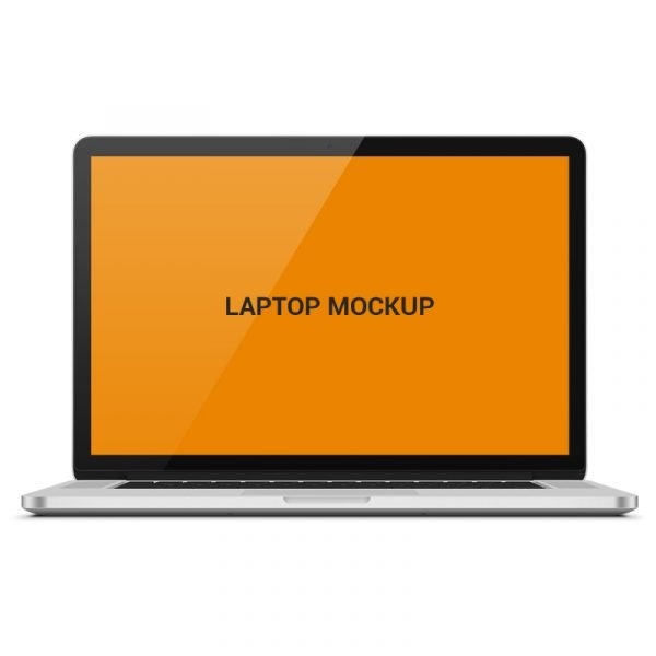 laptop mock up template
