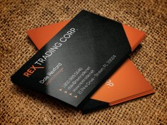 Business cards archives graphicmule trading company business card template colourmoves