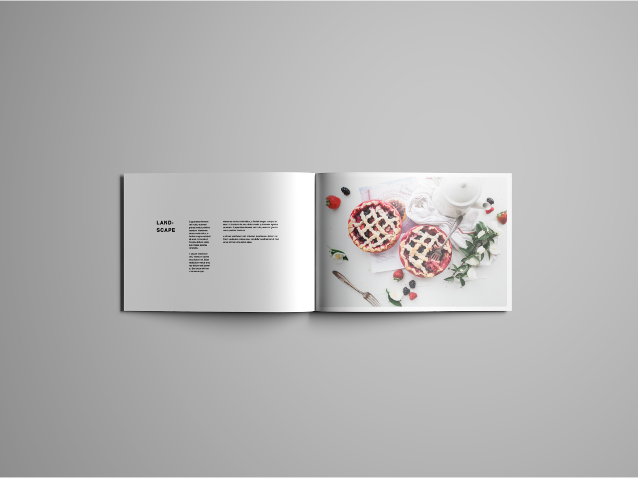 Subscribe to envato elements for unlimited graphic templates downloads for. Landscape Brochure Mockup Psd