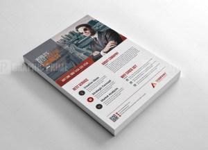 Business Elegant Flyer Templates