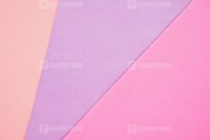 Pastel colors geometric paper background