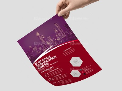 Versatile Marketing Flyer Template