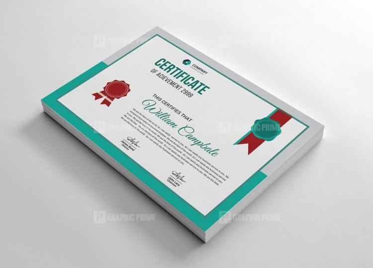 Certificates Template