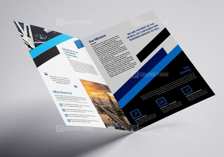 Startup Brochure Template