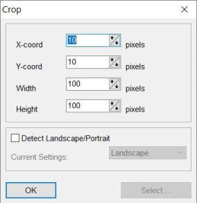 Crop action
